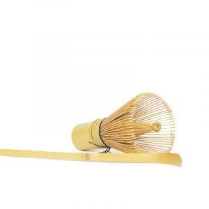 BIO Matcha Uji Hausmarke (Violettglas)